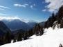 Schneeschuhtour Blatten - Belalp 2017